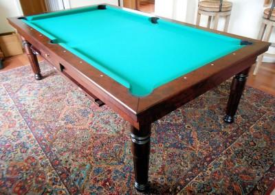 Brook Dining Room Pool Table 4