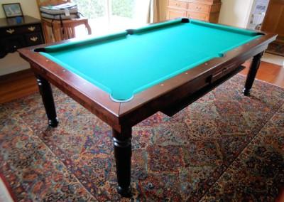 Brook Dining Room Pool Table 6