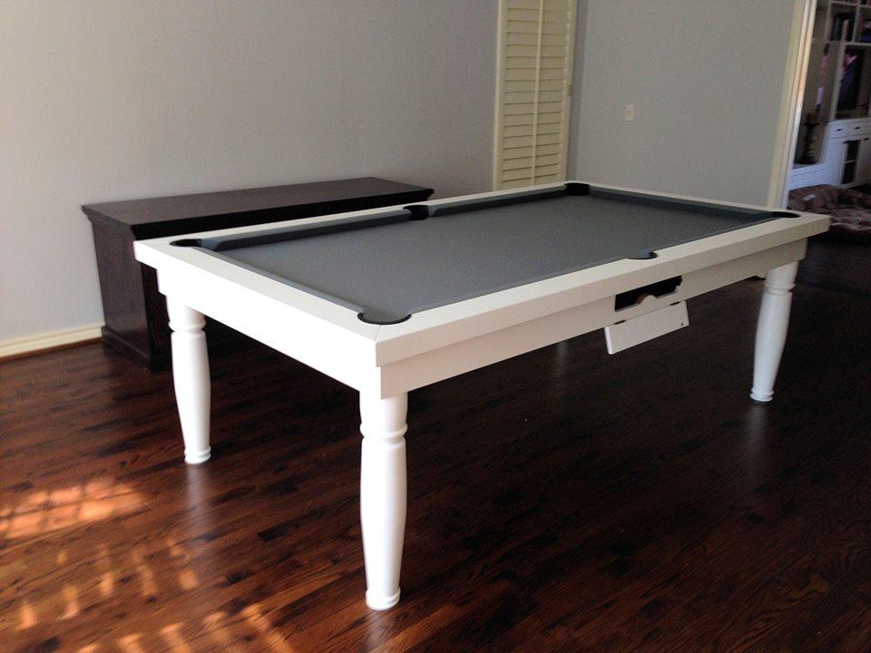 Brook Dining Room Pool Table 7