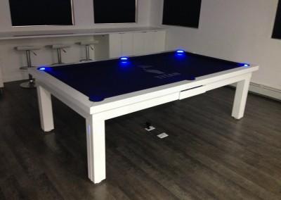 Cloud 9 Dining Room Pool Table 2