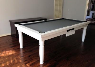 Cloud 9 Dining Room Pool Table