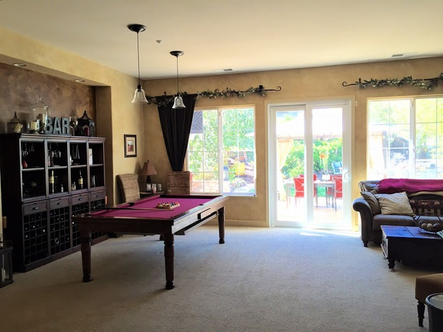 Dining Room Pool Table 3