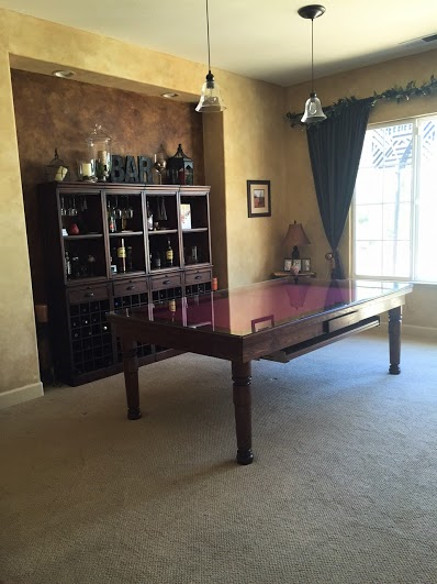 Dining Room Pool Table 6