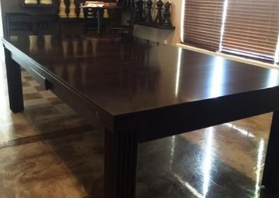 Ellegant Dining Room Pool Table 11