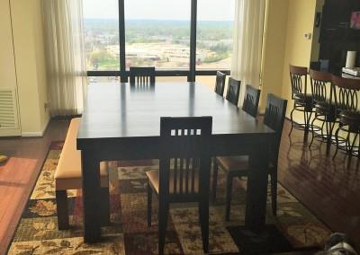 Ellegant Dining Room Pool Table 13