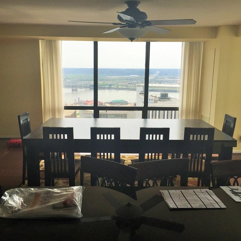 Ellegant Dining Room Pool Table 14