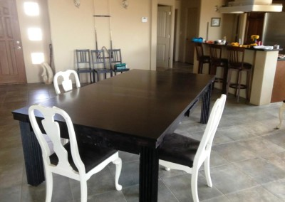 Ellegant Dining Room Pool Table 5
