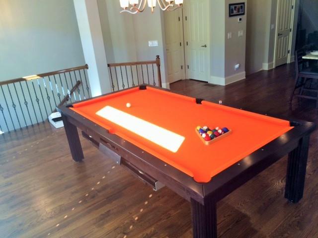Elvis Dining Room Pool Table 1