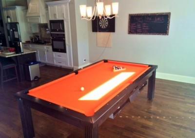 Elvis Dining Room Pool Table 2