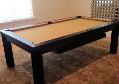 Elvis Dining Room Pool Table 4