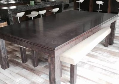 New Yorker Dining Room Convertible Pool Table 3