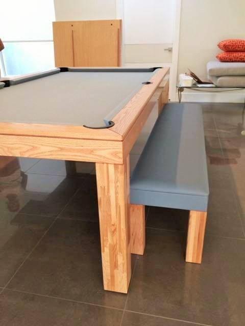 New Yorker Dining Room Convertible Pool Table 8