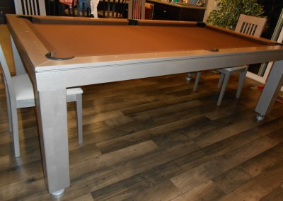 New Yorker Dining Room Convertible Pool Table 99999