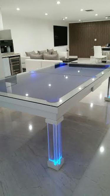 Oasis Dining Room Pool Table 4