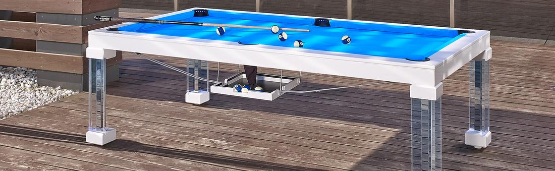 Ocean Dining Room Pool Table 1