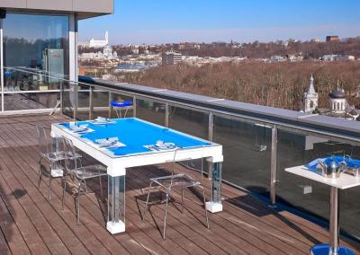 Ocean Dining Room Pool Table 11