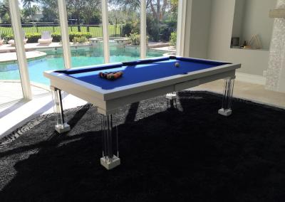 Ocean Dining Room Pool Table 4