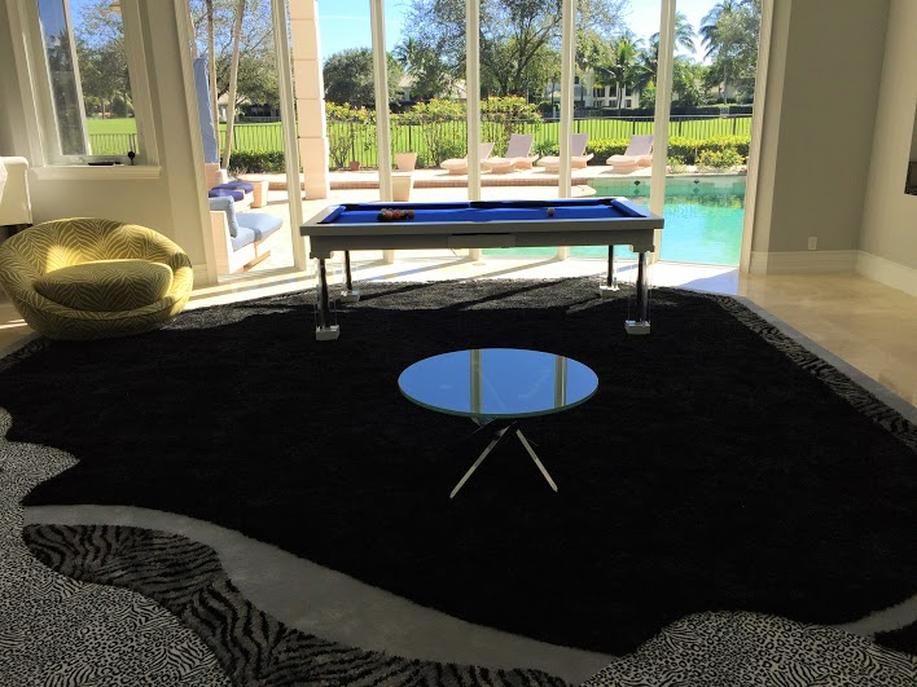 Ocean Dining Room Pool Table 6