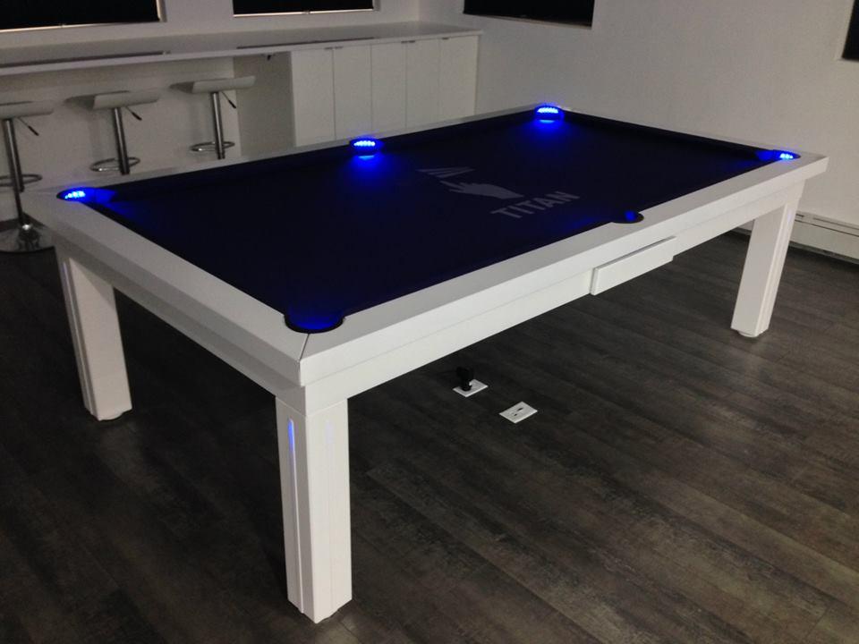 Cloud 9 Dining Room Pool Table 6