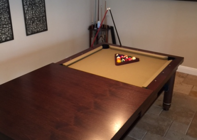 Coddington Dining Room Pool Table 10