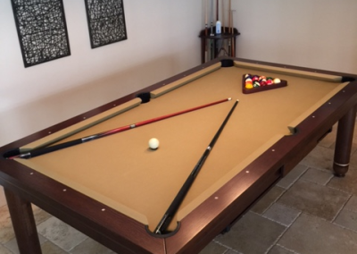 Coddington Dining Room Pool Table 11