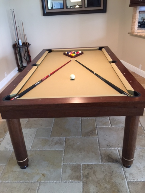 Coddington Dining Room Pool Table 2