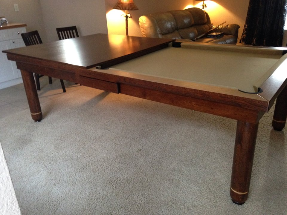 Coddington Dining Room Pool Table 4