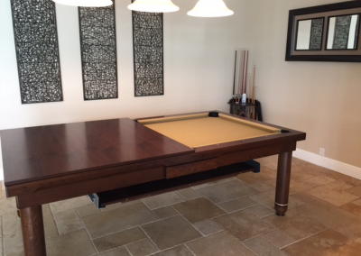 Coddington Dining Room Pool Table 8
