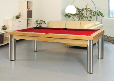 Dining Room Convertible Pool Table 99