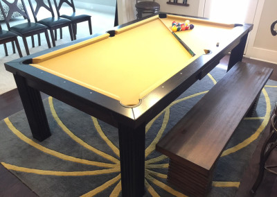 Ellegant Dining Room Pool Table 7