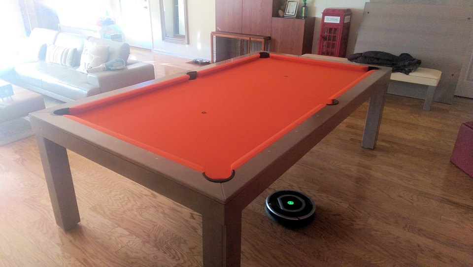 Hollywood Dining Room Pool Table 7