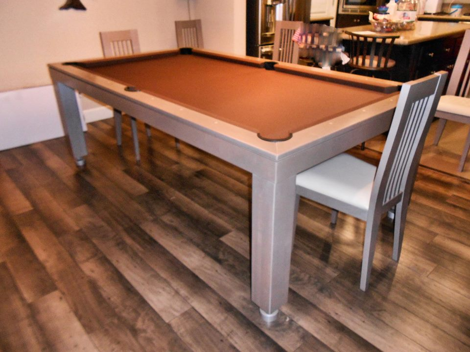 New Yorker Dining Room Convertible Pool Table 99
