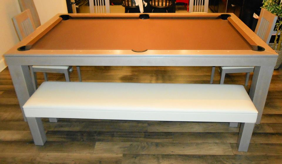 New Yorker Dining Room Convertible Pool Table 999