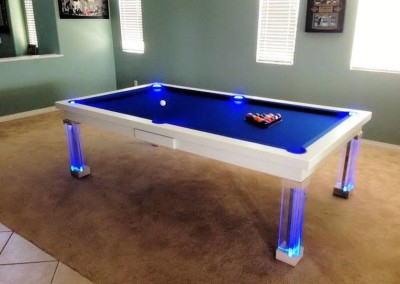 Oasis Dining Room Pool Table