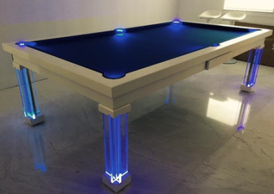 Oasis Dining Room Pool Table 7