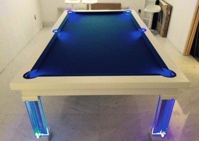 Oasis Dining Room Pool Table 8